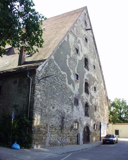 Andreasstadel Regensburg